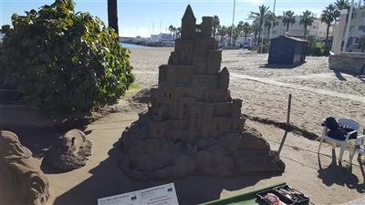 zandsculpturen torremolinos 3