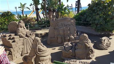 zandsculpturen torremolinos 5