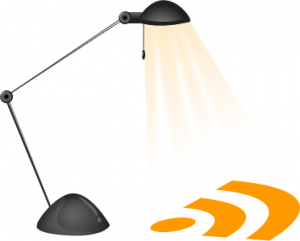 Afbeelding RSS Lamp